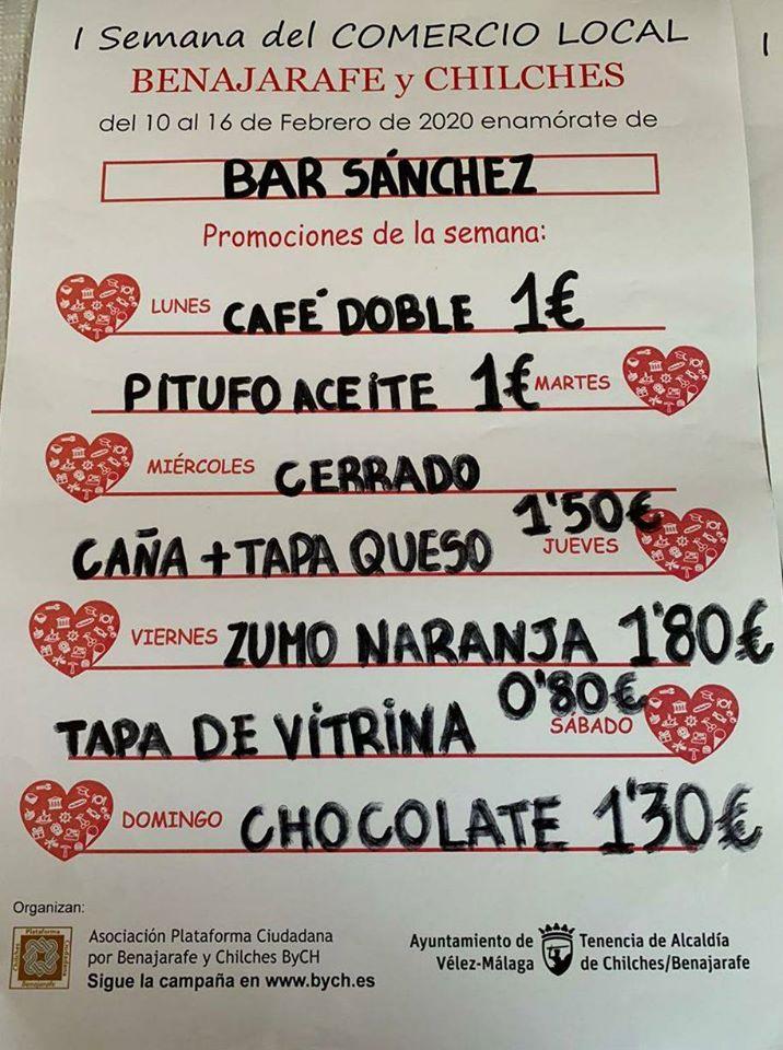 Bar Sanchez