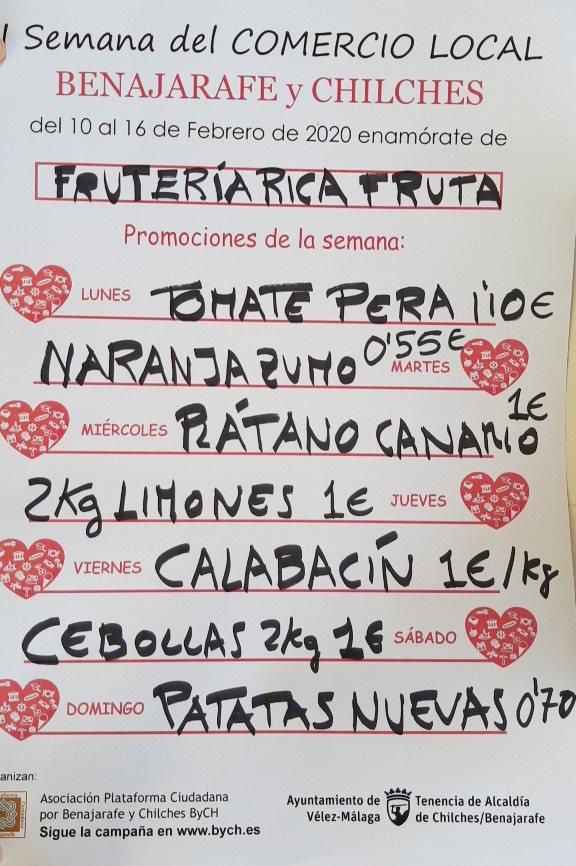Fruteria Rica Fruta
