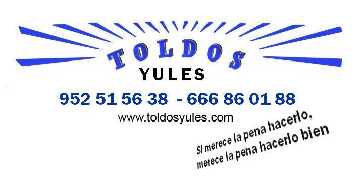 Toldos Yules Chilches