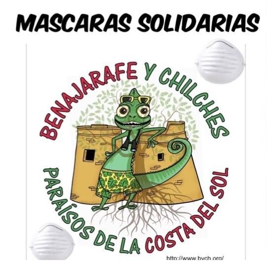 mascarillas solidarias ByCh